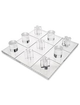 Ondisplay 3 D Luxe Acrylic Tic Tac Toe by Vandue Corporation