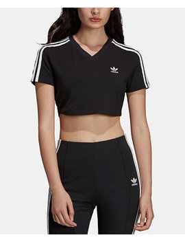 Adicolor Cropped T Shirt by General