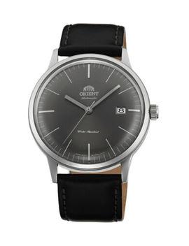 Orient Bambino Version 3 (V3) Fac0000 Ca0 Ac0000 Ca Gray Dial Minimalist 40.5 Mm by Orient