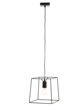 Nixon Square Pendant Light (W25cm X H100cm) by Matalan