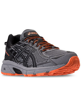 Men's Gel Venture 6 Trail Running Sneakers From Finish Line by General