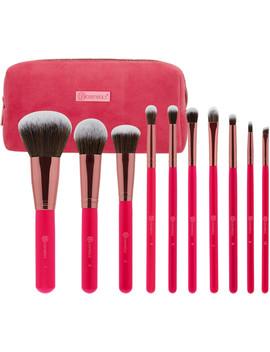 Bombshell Beauty 10 Pc Brush Set by Bh Cosmetics