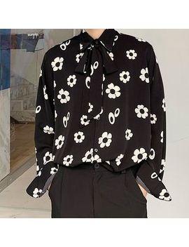 Bjorn   Flower Shirt by Bjorn