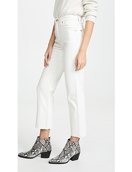 Heritage Crop Jeans by Wrangler