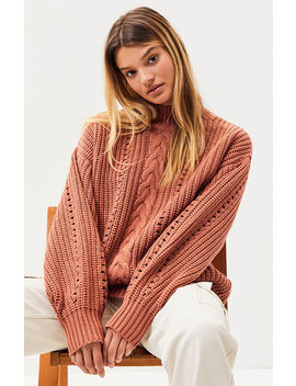 Lost + Wander Lasso Sweater by Pacsun