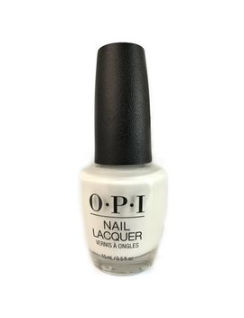 Opi Nail Lacquer, Alpine Snow, 0.5 Oz by Opi