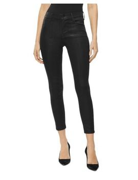 Alana High Rise Cropped Skinny Jeans In Fearful by J Brand