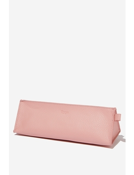 Tri Side Pencil Case by Cotton On