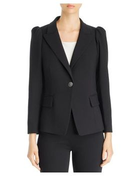 Gina Puff Shoulder Blazer by Kobi Halperin