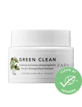 Green Clean Makeup Meltaway Cleansing Balm With Echinacea Green Envy™ Mini by Farmacy