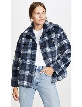 Plaid Jacket by Goen.J