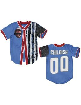 One Phyle Hip Hop Clothing Childish Gambino Jersey Shirt by Etsy