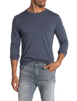 Essential Core Long Sleeve T Shirt by Joe Fresh