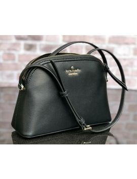 Kate Spade Patterson Drive Leather Peggy Dome Crossbody Bag Purse $199 by Kate Spade New York