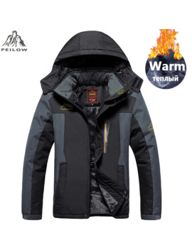 Plus Size 5 Xl,6 Xl,7 Xl,8 Xl,9 Xl Winter Jacket Men Waterproof Windproof Velvet Warm Parka Coat Tourism Mountain Snow Overcoat by Ali Express.Com