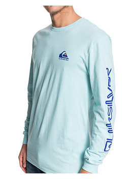 Men's Omni Logo Long Sleeve T Shirt by General