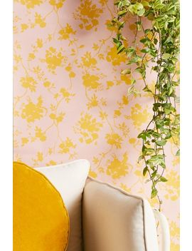 Vine Leaf Removable Wallpaper by Urban Outfitters
