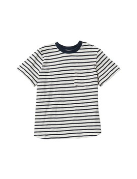 Rents Stripe T Shirt (Big Boys) by Sovereign Code