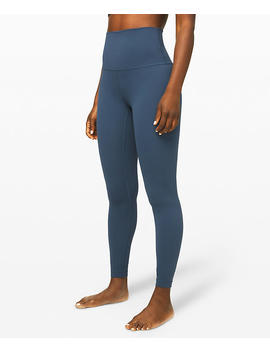 """Wunder Under Super High Rise Tight 28"""" Full On Luxtreme Online Only New by Lululemon"""