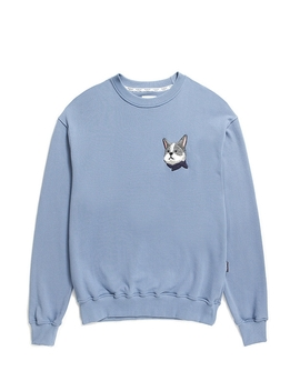 Ilp Hq Wappen Sweatshirts Blue by Bc By Beyondcloset