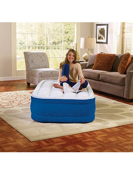 Beautyrest 15 Inch Plush Aire Twin Size Raised Air Bed Mattress by General