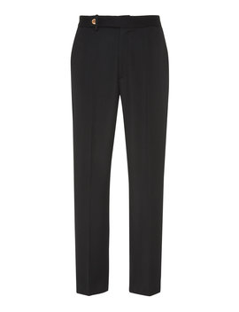 Relaxed Fit Trousers by Brandon Maxwell