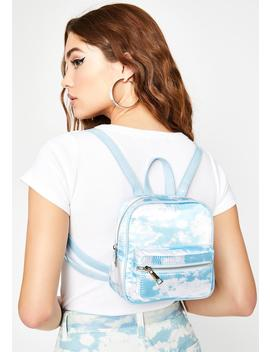 Caught Daydreaming Mini Backpack by Horoscopez