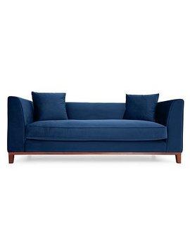 Lenoy 3 Seater Velvet Sofa by Dunelm