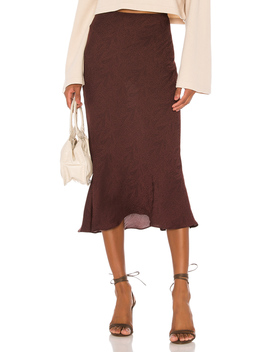 The Jeune Midi Skirt by L'academie