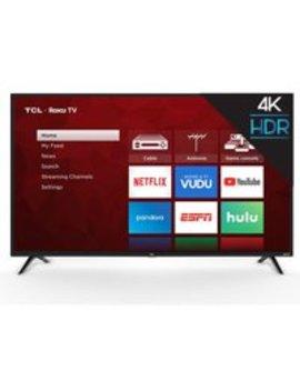 "Tcl 43"" Class 4 K Ultra Hd (2160 P) Roku Smart Led Tv (43 S421) by Tcl"