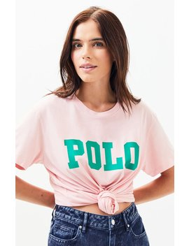 Polo Ralph Lauren Big Fit Polo Cotton T Shirt by Pacsun