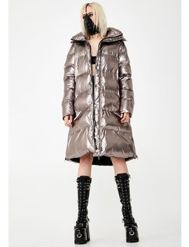Desert Tundra Puffer Jacket by Club Exx