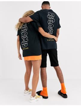 Reclaimed Unisex Vintage Back Print Tshirt by Reclaimed Vintage Inspired