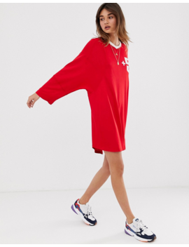 Vivienne Westwood Anglomania Oversized Jersey Dress by Vivienne Westwood