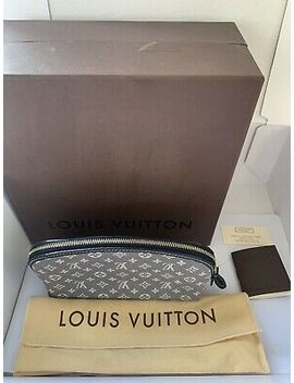 Louis Vuitton Monogram Idylle Cosmetic Pouch   Immaculate With Box by Ebay Seller