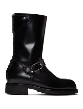 Black Bethnal Boots by Paul Smith