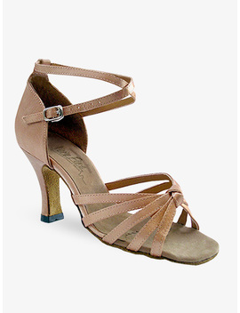Ladies Latin/Rhythm  Classic Series Ballroom Shoes First Pair And Pleasantly Surprised by Discount Dance Supply