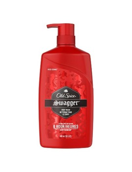 Old Spice Red Zone Swagger Body Wash   30 Fl Oz by Old Spice