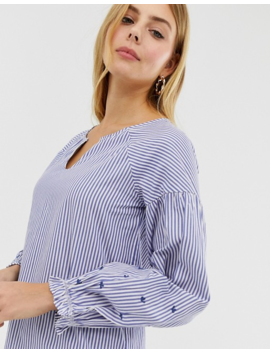 Only Sommy Stripe Blouse by Only's