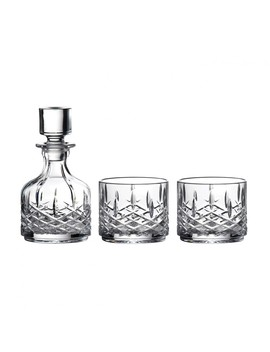 Markham Stacking Decanter & Tumbler Set Of 2 by Marquis By Waterford