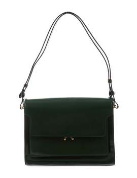 Patent Leather Trunk Bag by Marni