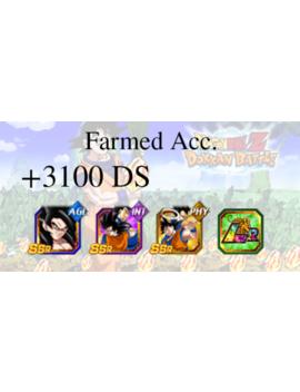 🌟 Vegito, Gogeta, Goku Ssj4, 1 Lr +3100 Ds 🌟 Dokkan Battle Farmed Global Ios by Ebay Seller