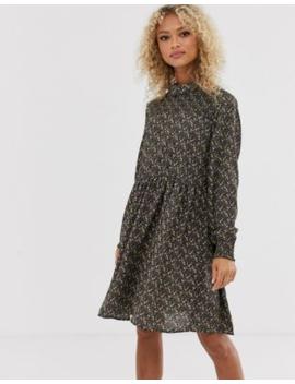 Jdy Nikky Printed Smock Dress by Jdy's