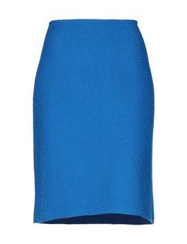Knee Length Skirt by St. John