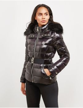 Holland Cooper Aspen Belt Jacket by Tessuti