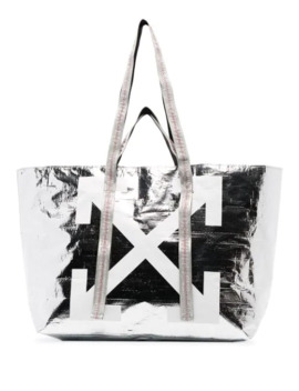 Arrow Logo Tote by Off White