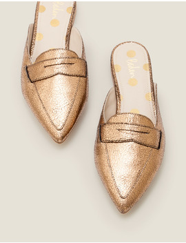 Sarah Mules   Bronze Metallic by Boden