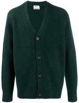 Cardigan Mit Lockerem Schnitt by Acne Studios