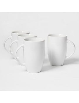 15oz Porcelain Mug White   Threshold™ by Threshold