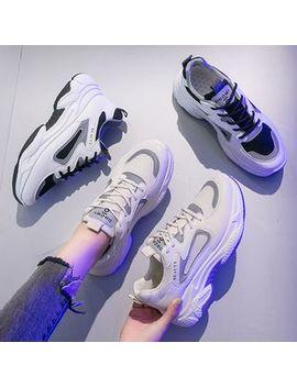 Poulic   Mesh Paneled Platform Sneakers by Poulic